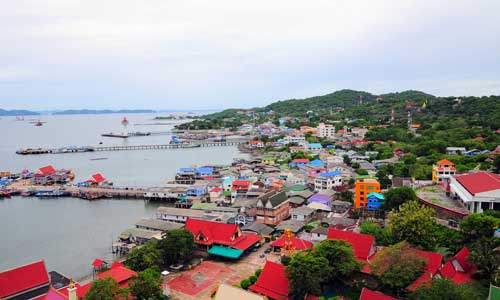 Ko Si Chang: the island of yesteryear
