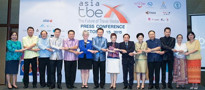 Thailand to welcome members of the bloggers as TBEX Asia 2015