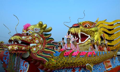 Chinese New Year 2016 Nakhon Sawan 03