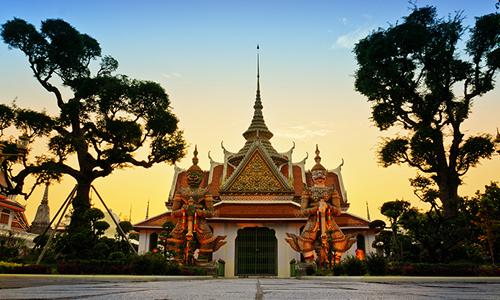 Wat Arun (the Temple of Dawn), Bangkok