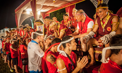 World Wai Kru Muay Thai ceremony 2016 07 500x300