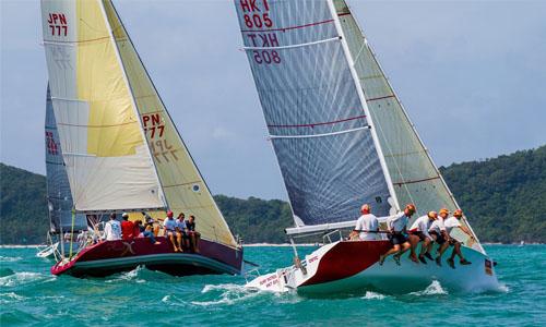 Cape Panwa Hotel Phuket Raceweek 2014 (2)