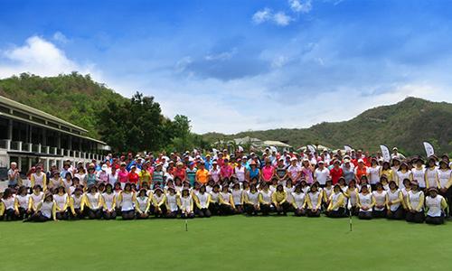 Centara World Masters Group photo - 500