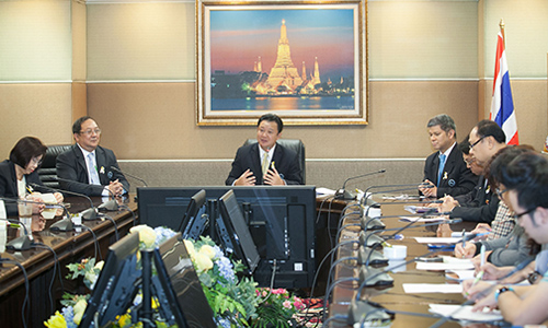 Thailand formulating strategies after August incidents 01_500x300