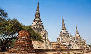 Unique Running Ayutthaya Marathon 2016 @ Ayutthaya Historical Park
