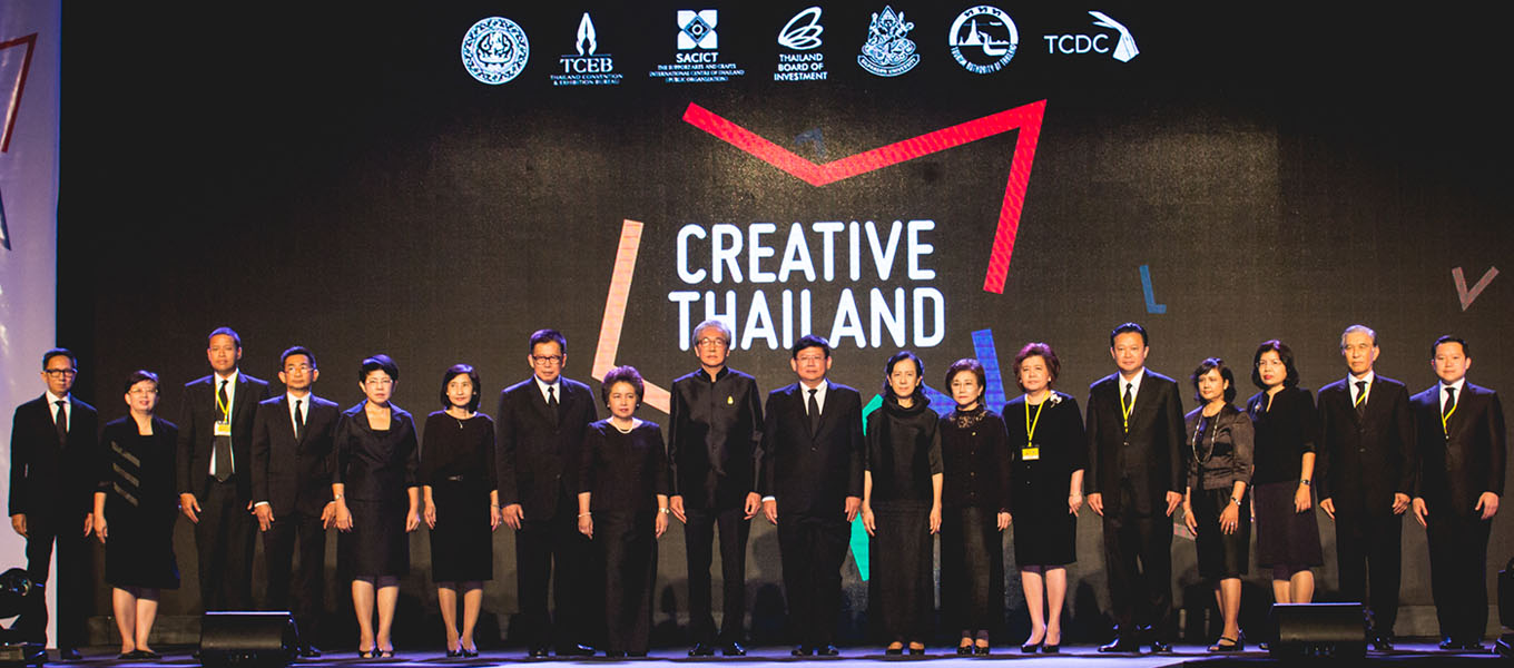 Creative Thailand 2016 opens in Bangkok to showcase the creative economy