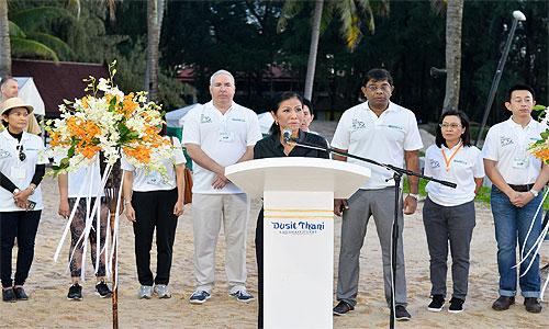 Michael Raeleart of Germany defends his title at Laguna Phuket Triathlon