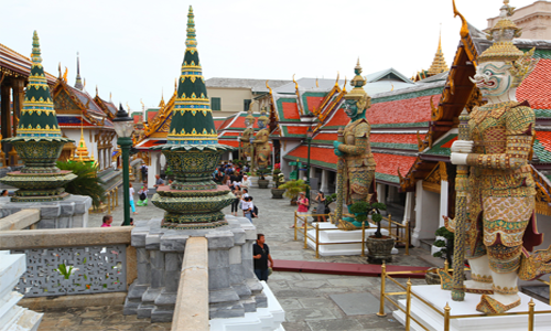 Grand Palace to close for two days
