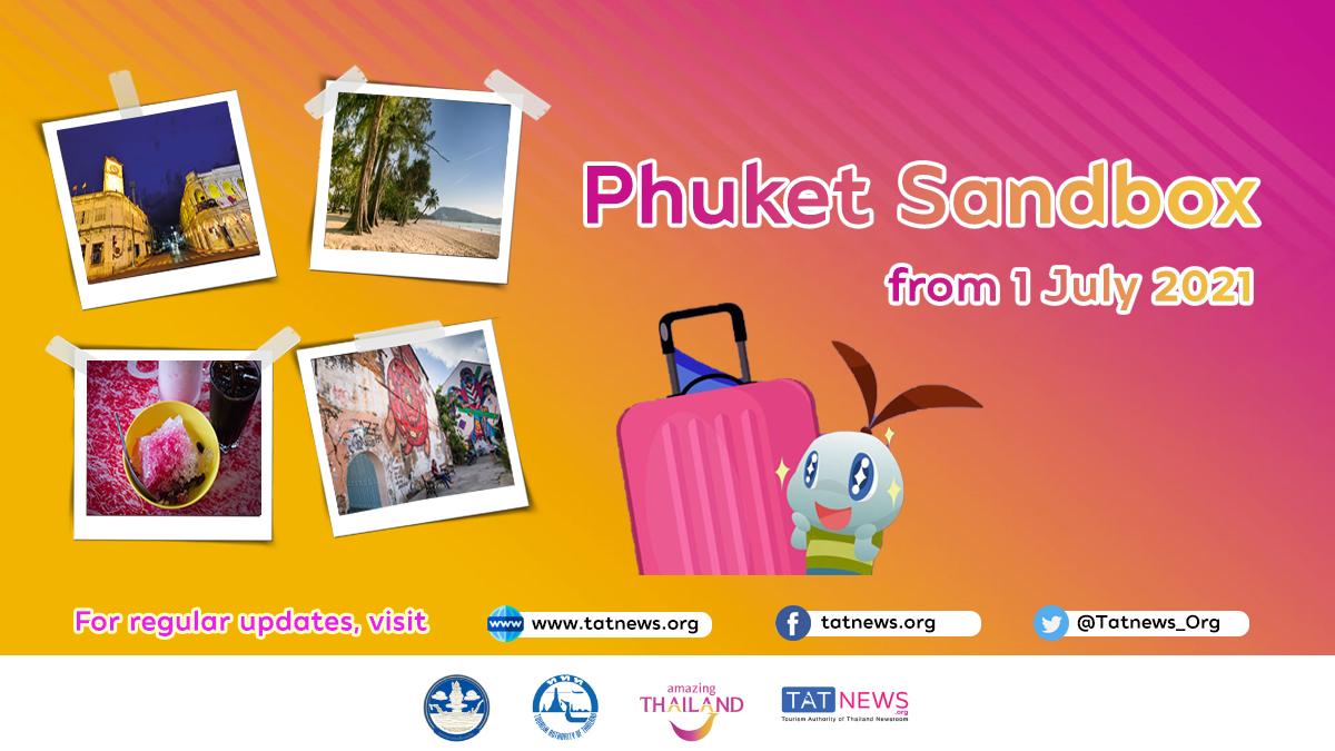 Initial Information – Phuket Sandbox