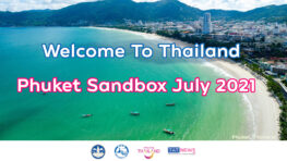 Phuket Sandbox reopening of Thailand's most famous island now in effect